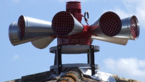 Fécamp : tests des sirènes mercredi 9 mars