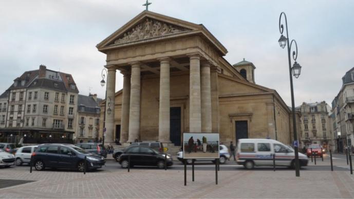 Saint-Germain-en-Laye : un incendie fait de gros dégâts dans l'église Saint-Germain