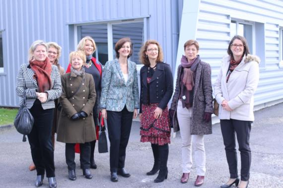 Le Conseil régional de Normandie aux côtés de femmes qui osent entreprendre