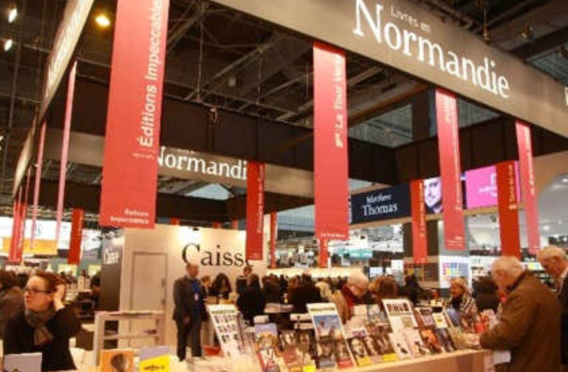 Ce week-end : 26 éditeurs normands au Salon du livre à Paris