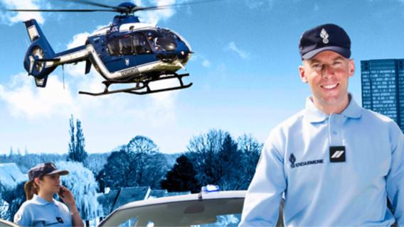 La gendarmerie recrute : rendez-vous le 2 avril à Barentin pour tout savoir