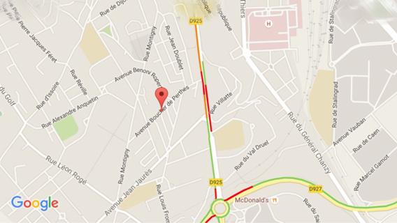Dieppe : un homme de 47 ans décède après une chute du 4ème étage