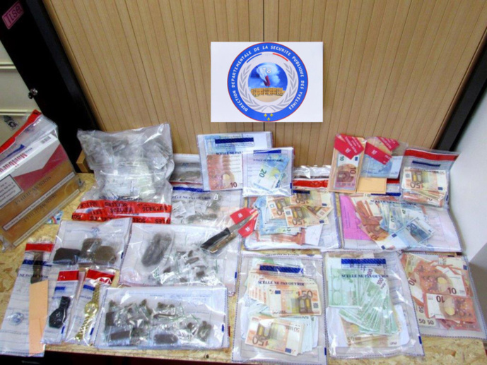 Coup de filet dans le milieu de la drogue à Carrières-sur-Seine : 11 suspects en garde à vue