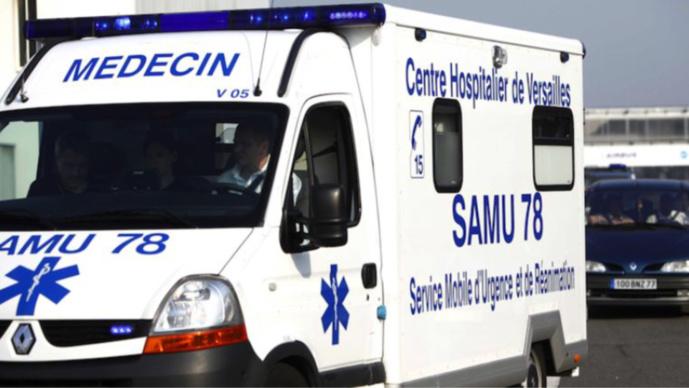 Le médecin du SAMU a délivré un certificat de décès avec obstacle médico-légal (Illustration)