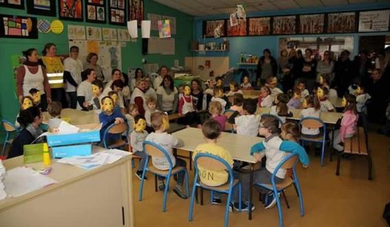 A Criquetot-l'Esneval, les parents s'opposent à la fermeture d'une classe maternelle