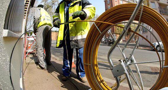 Très haut débit : lancement des travaux d'extension de quatre nouveaux réseaux dans l'Eure