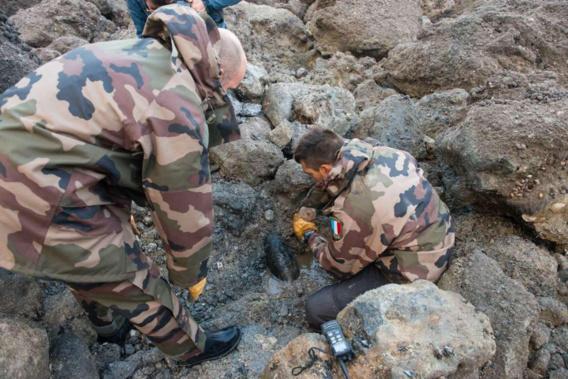 Engins explosifs : nouvelles interventions des plongeurs-démineurs en Normandie