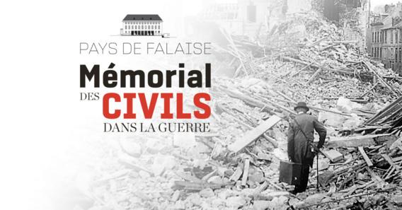 Normandie : le Mémorial des civils dans la guerre finalise son ouverture au public le 9 mai