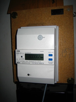 Le Mesnil-Saint-Denis : razzia sur les compteurs électriques dans des maisons en construction
