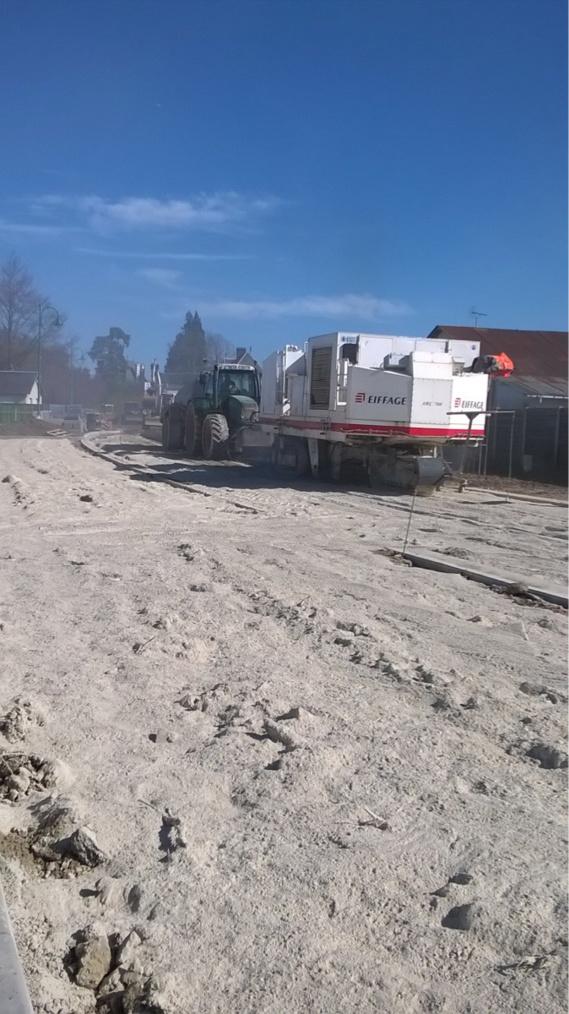 Écologique et plus économique : un chantier pas comme les autres à Thiberville, dans l'Eure