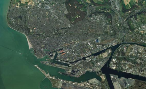 Première en France : un site pour voir l'agglomération havraise en 3D