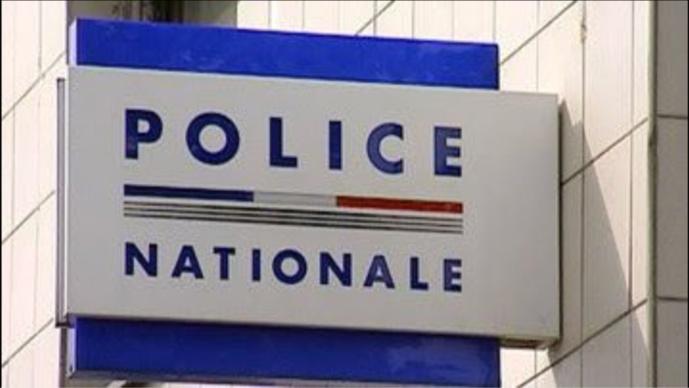 L'auteur présumé du coup de couteau et cinq de ses invités sont en garde à vue au commissariat de Saint-Germain-en-Laye (Illustration)