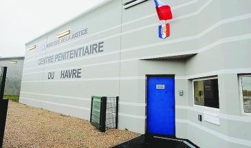 Un détenu retranché pendant 3 heures sur le toit du centre pénitentiaire du Havre