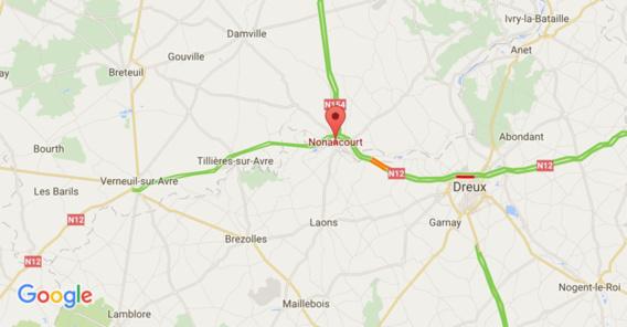 Un immeuble soufflé par une explosion dans l'Eure : deux blessés, une personne disparue