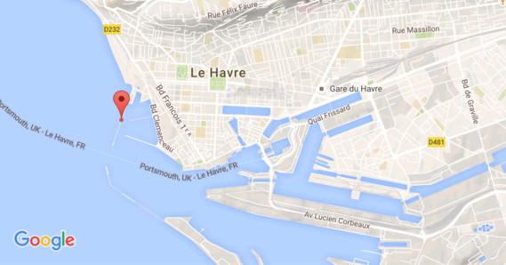 Le Havre : suspendu dans le vide à 10 m de hauteur, l'adolescent dépressif sauvé par les secours