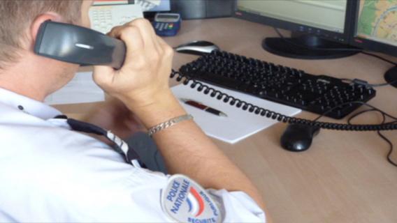 Le standard de police-secours a reçu pres de 4 500 appels malveillants du même homme en huit mois (illustration)