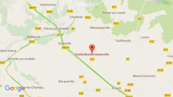 Eure : deux blessés dans un face-à-face à Gaillardbois-Cressenville