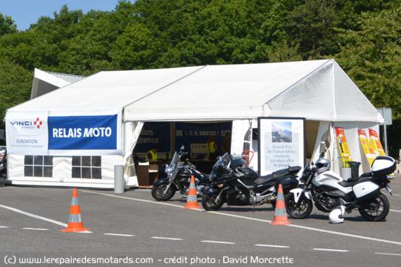 Grand prix de France moto : un relais motards ouvert sur l'A28 dans l'Eure et péage gratuit