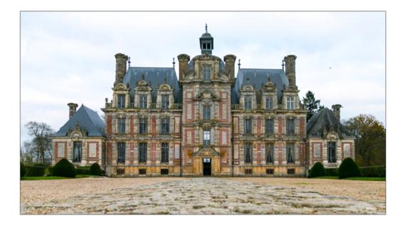 Valorisation touristique du château de Beaumesnil : l'Eure met la main à la poche
