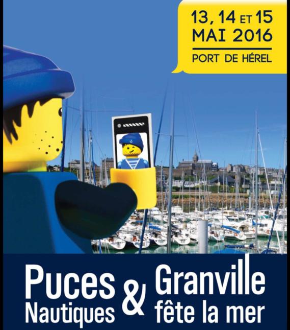 Puces nautiques et fête de la mer à Granville : c'est le week-end de la Pentecôte