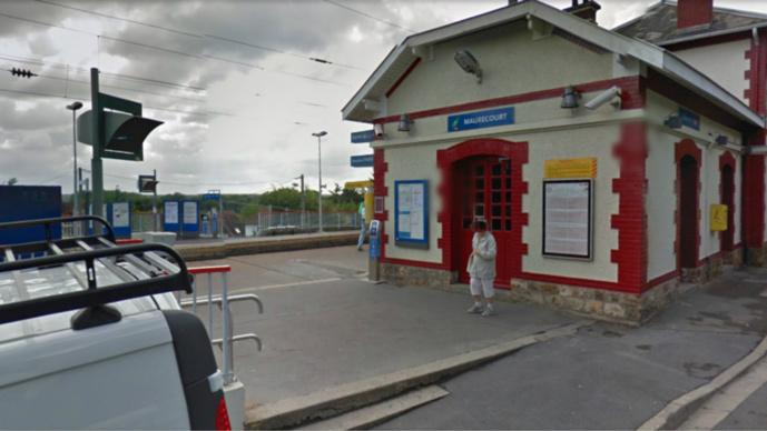 Une personne âgée se jette sous un train à Maurecourt : le trafic interrompu pendant près de 3 h