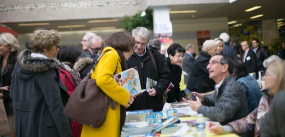 Cinquante auteurs sont attendus à cette première édition de Lire à Vernon, dimanche 22 mai