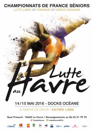 Championnats de France de lutte ce week-end : 200 athlètes attendus au Havre