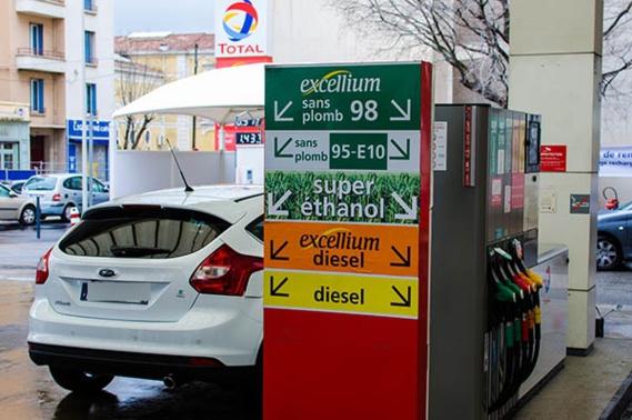 Pénurie de carburant : l'utilisation de bidons est interdite en Seine-Maritime