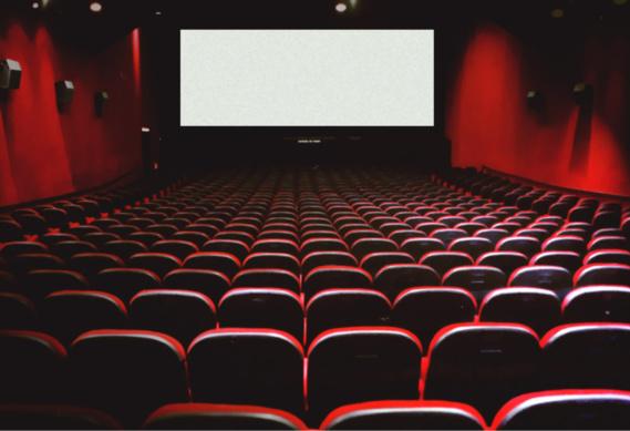 Le différend aurait éclaté dans la salle pendant la projection du film (illustration)