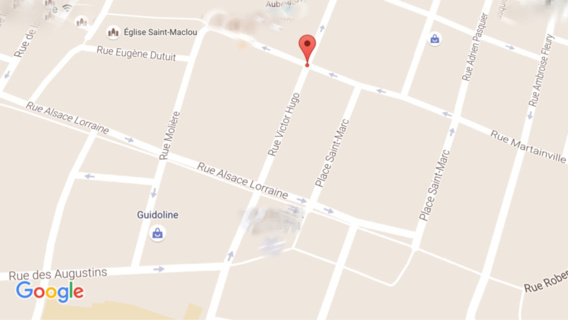 Rouen : deux individus arrêtés pour avoir vandalisé 22 véhicules en stationnement