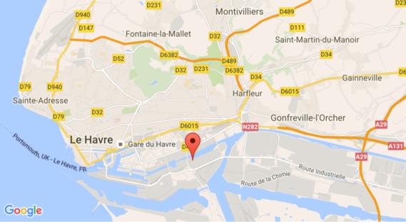 Le Havre : 100 000 euros de champagne volé en plein jour dans une société de transport