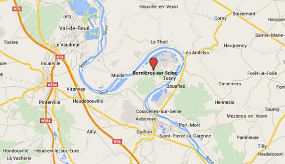 Eure : un motard tué dans une collision avec une voiture à une intersection près des Andelys