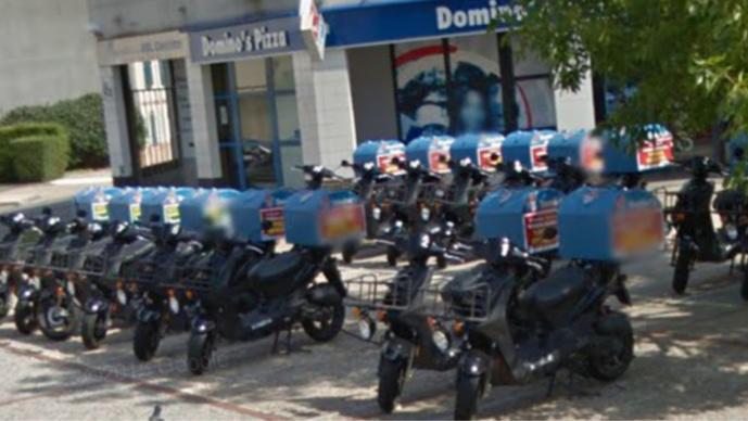 Au moins six agressions de livreurs de pizza ont été recensées par l'enquête de police (illustration)