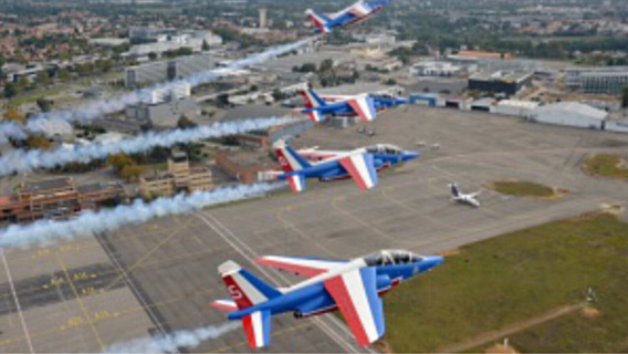 Photo@Patrouille de France