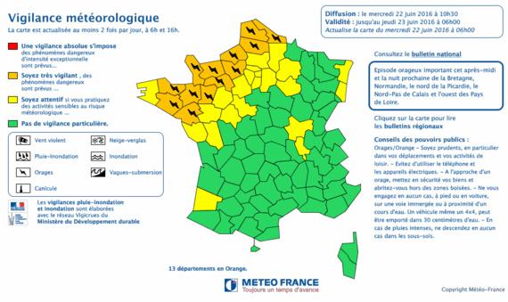 @Météo France