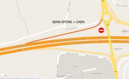 L'autoroute fermée dans les deux sens cette nuit entre Épône et Mantes Est