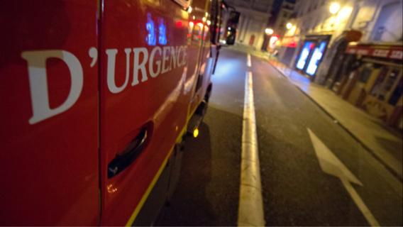 La victime a été transportée dans un état grave au CHU de Rouen (illustration)