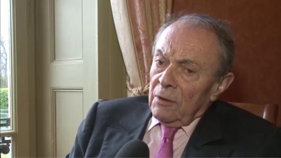 Michel Rocard est décédé ce samedi après-midi à l'âge de 85 ans (photo@youtube.com)