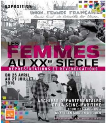 Les femmes du XXème siècle : visite guidée gratuite ce mercredi 6 juillet à Rouen