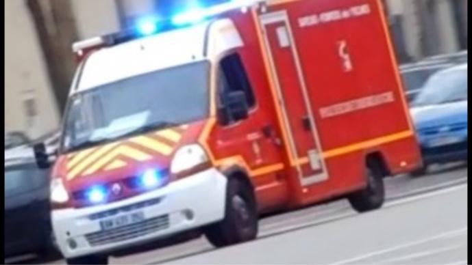Limay : un cycliste percuté par un véhicule à un feu tricolore, il est blessé grave