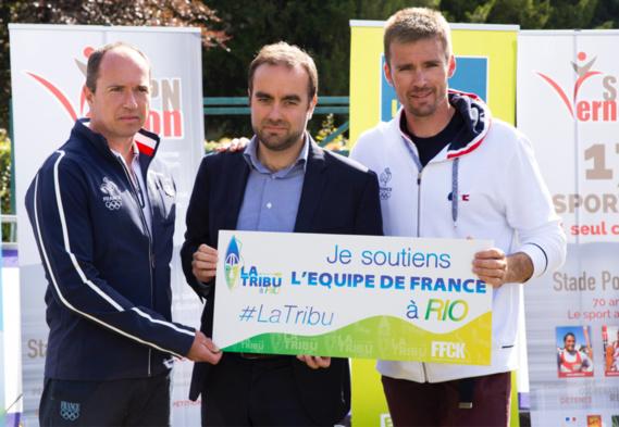 Sébastien Jouve a Sébastien Lecornu parmi ses plus fervents supporters