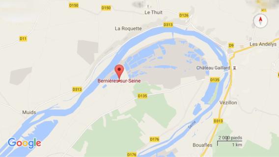 Un motard tué dans un accident à Bernières-sur-Seine (Eure) : appel à témoins des gendarmes