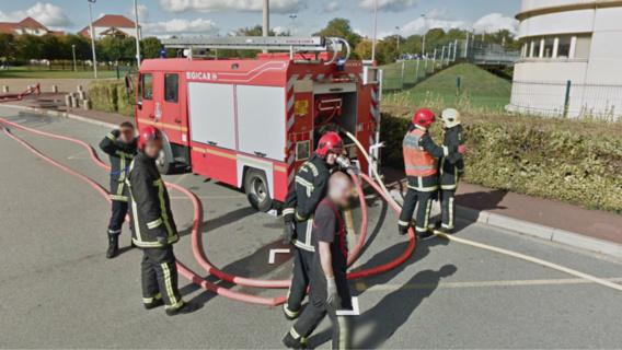 Les pompiers n'ont pas chômé cet après-midi (illustration)