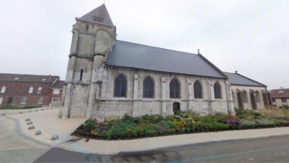 """Attentat dans l'église de Saint-Étienne du Rouvray : """"un acte ignoble"""" déclare Pascal Martin"""