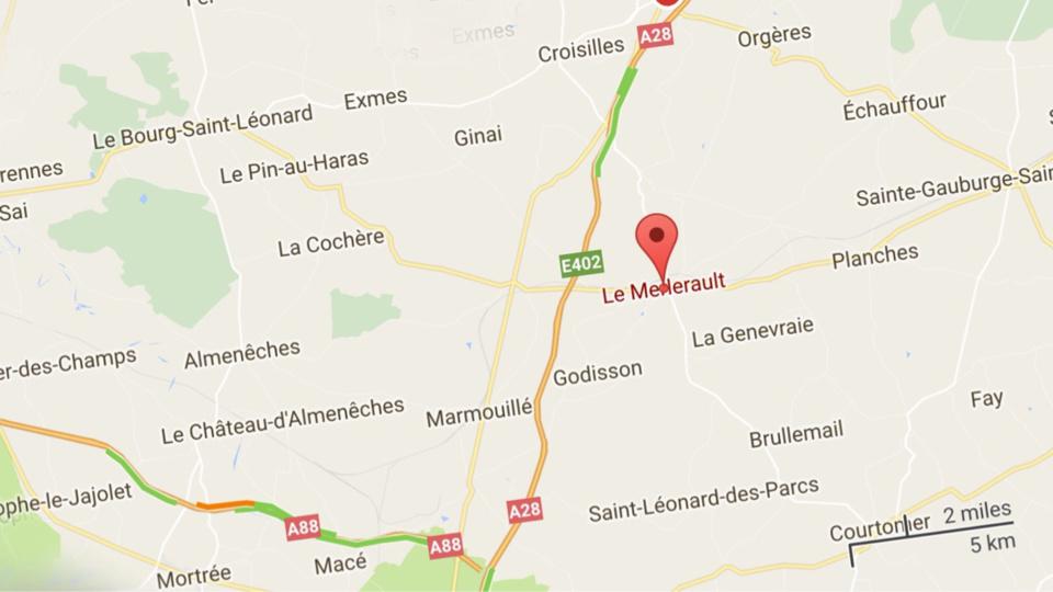 [Appel à témoin] Dans l'Orne, un homme disparu depuis quatre jours retrouvé en vie ce lundi
