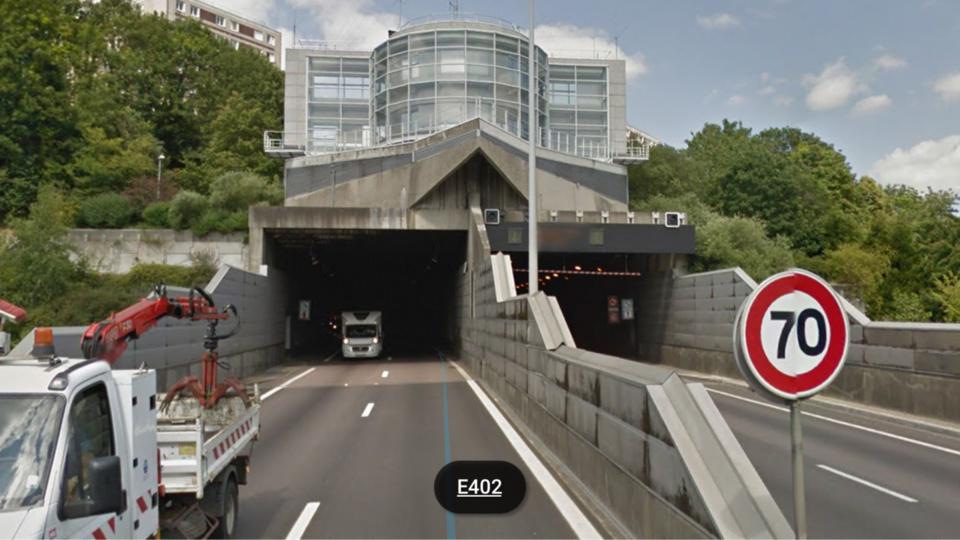 Panne informatique : le tunnel de la Grand'Mare fermé dans les deux sens en début d'après-midi