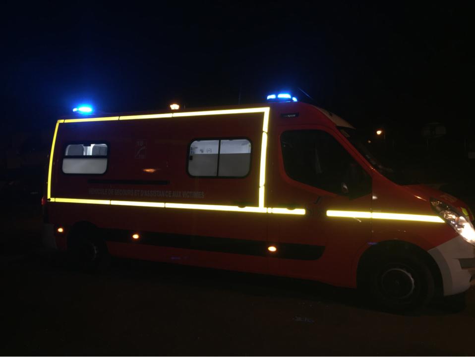 Seine-Maritime : un jeune motard tué sur la route hier soir à Anneville-Ambourville