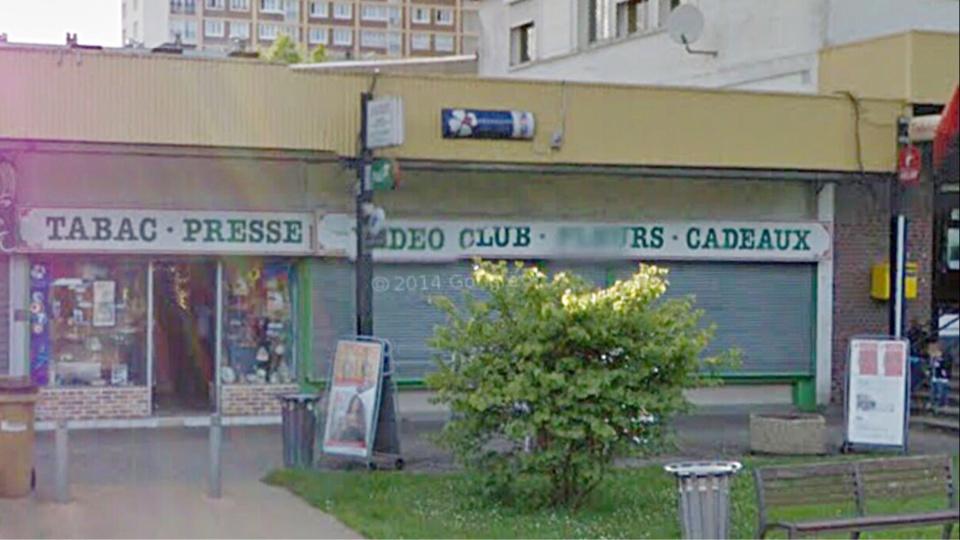 Seine-Maritime : le système anti-braquage du tabac-presse met en fuite le malfaiteur à Rouen