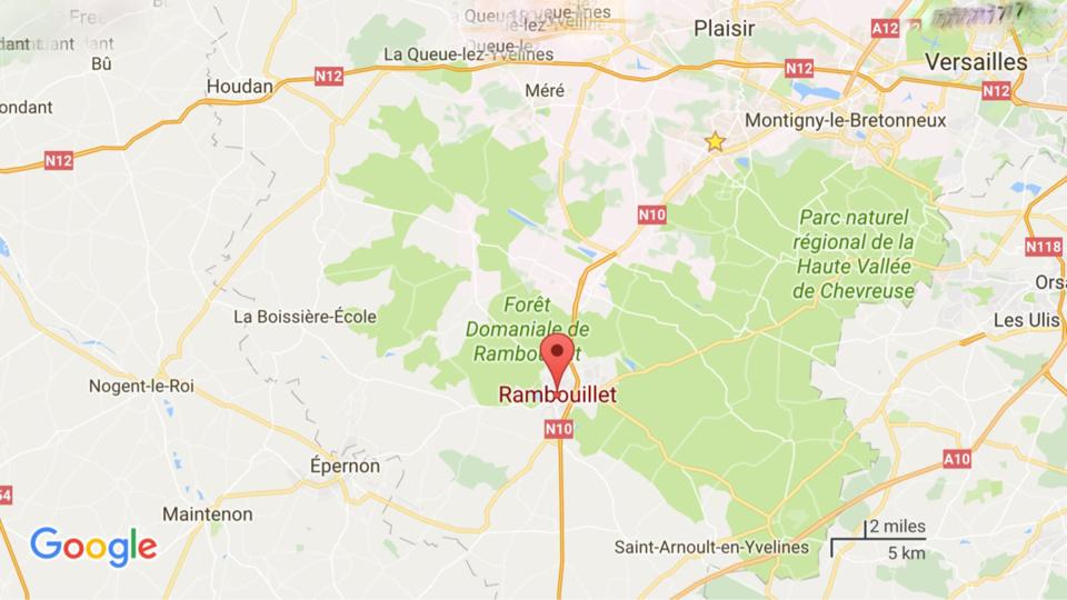 Rambouillet : un homme retrouvé pendu à un arbre dans le parc du Château