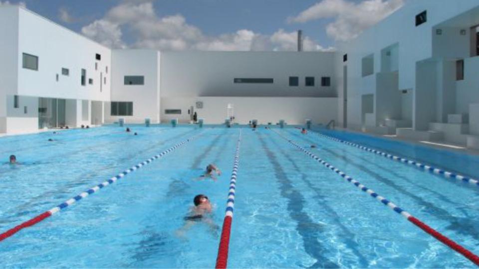 La piscine des Docks (illustration)